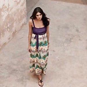 ANTHROPOLOGIE Skoura Idyll Dress by Maeve